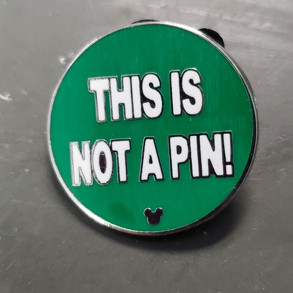 SOLD This is not a pin pin